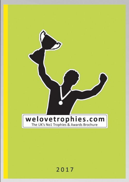 WE LOVE TROPHIES 2017 CATALOGUE NOW ONLINE!