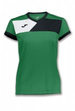 more info on Joma Crew II Short Sleeve T-Shirt (Adult)