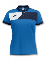 more info on Joma Crew II Polo Short Sleeve (Junior)