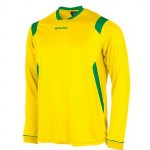 more info on Stanno Arezzo Shirt L/S Kit (Club Short) (Adults)