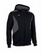 more info on Joma Comfort Full Zip Hooded Top (Junior)