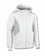 more info on Joma Comfort Full Zip Hooded Top (Adults)